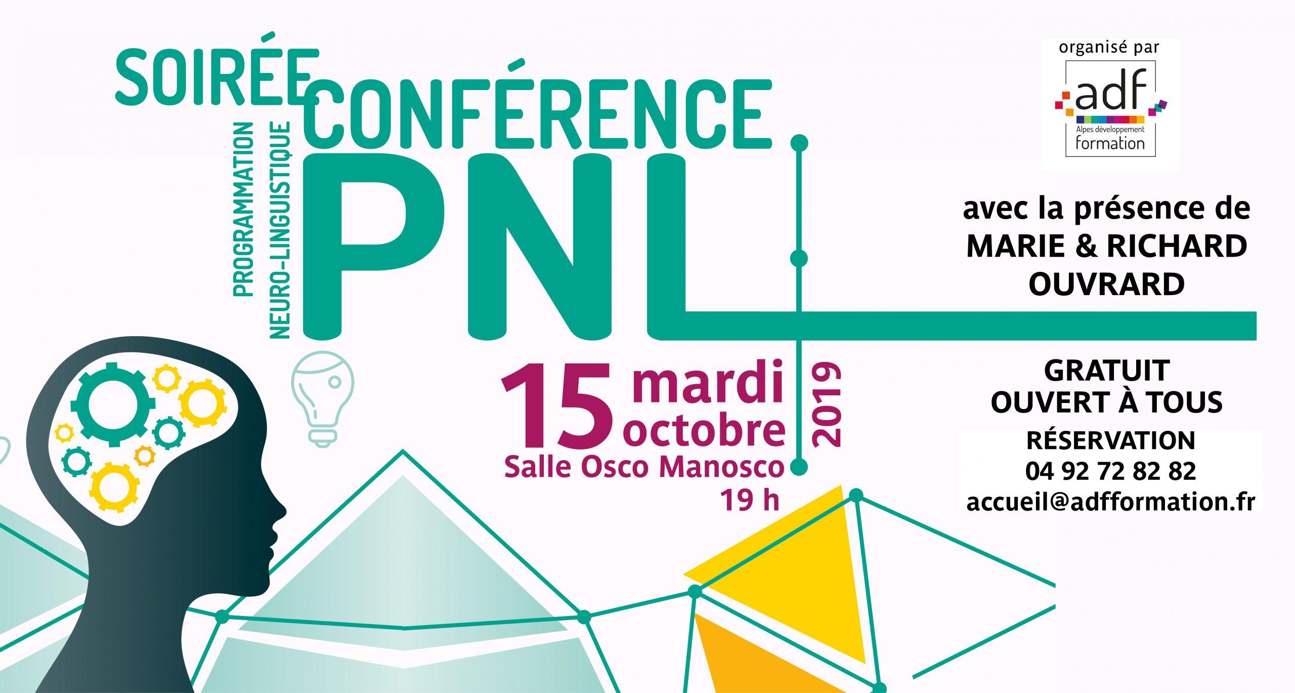 Soirée conférence Programmation Neuro-linguistique