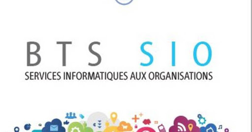NOUVEAU à la rentrée de Septembre – BTS Services Informatiques aux Organisations