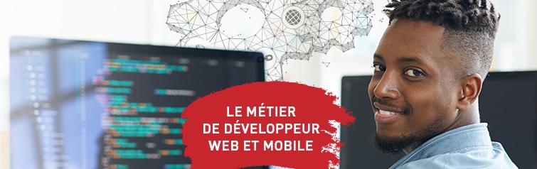 Devenir développeur web et web mobile ? Journée d'information collective et de sélection le 20 mai 2021 à 9 heures