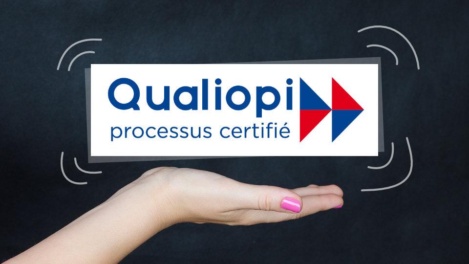 ADF, organisme de formation certifié Qualiopi
